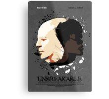 Unbreakable Metal Print