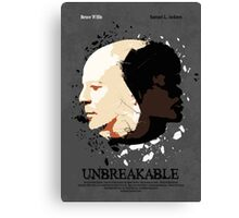 Unbreakable Canvas Print