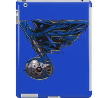 Bluesinated iPad Case/Skin