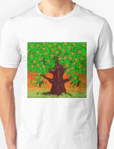 Fantasy tree at spring T-Shirt