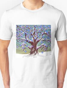 Big winter tree T-Shirt