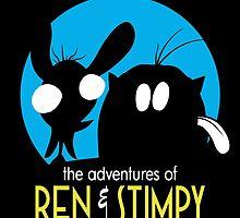 The Adventures Of Ren & Stimpy by Wizz Kid