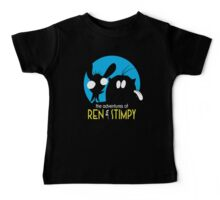 The Adventures Of Ren & Stimpy Baby Tee