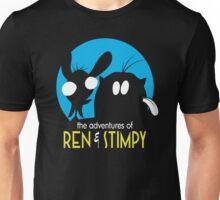 The Adventures Of Ren & Stimpy Unisex T-Shirt