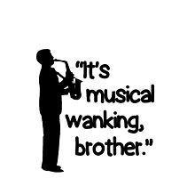Musical Wanking by Emilie Nutley