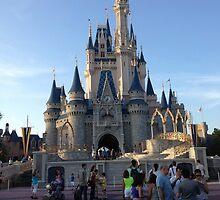 Disney World by Kalileu