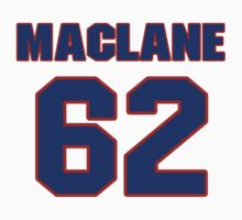 Hey, you must be a big fan of MacLane, if not pls search for your favourite players jersey to wear it proudly.  by imsport