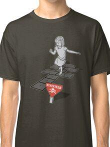 Hopscotch Minefield Classic T-Shirt