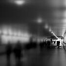 Moving Toward The Light by Joseph  Tillman