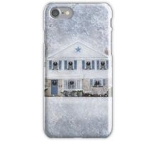 Wintry Holiday iPhone Case/Skin