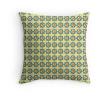 The Power of OM! Throw Pillow