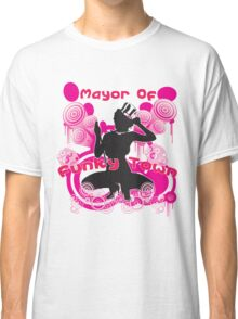 Mayor of Funky Town Classic T-Shirt