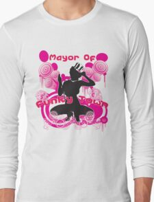 Mayor of Funky Town Long Sleeve T-Shirt