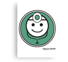 Baymax´s healthcare system Canvas Print