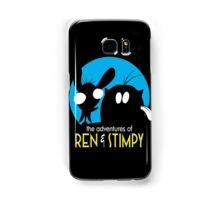 The Adventures Of Ren & Stimpy Samsung Galaxy Case/Skin