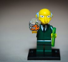 Mr Burns by garykaz