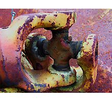 Universal Joint..... Photographic Print