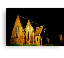 Stanmore Church Canvas Print
