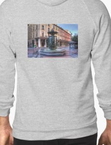 Golden Fountain Square T-Shirt