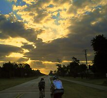 saturday morning ride by paulscar