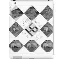 Snube Cube iPad Case/Skin