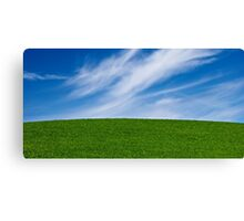Himmel und Erde - Heaven and Earth Canvas Print