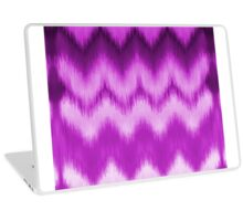 Purple grape Chevron Laptop Skin