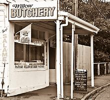 Willow Butchery by Lisa Wilson