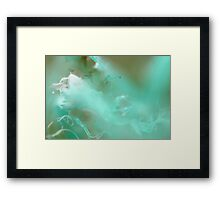 Finding my Way  - JUSTART ©  Framed Print