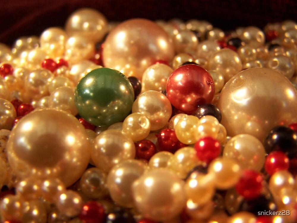 Precious Pearls by snickerz28