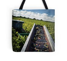 The Last Row of Harvest Tote Bag