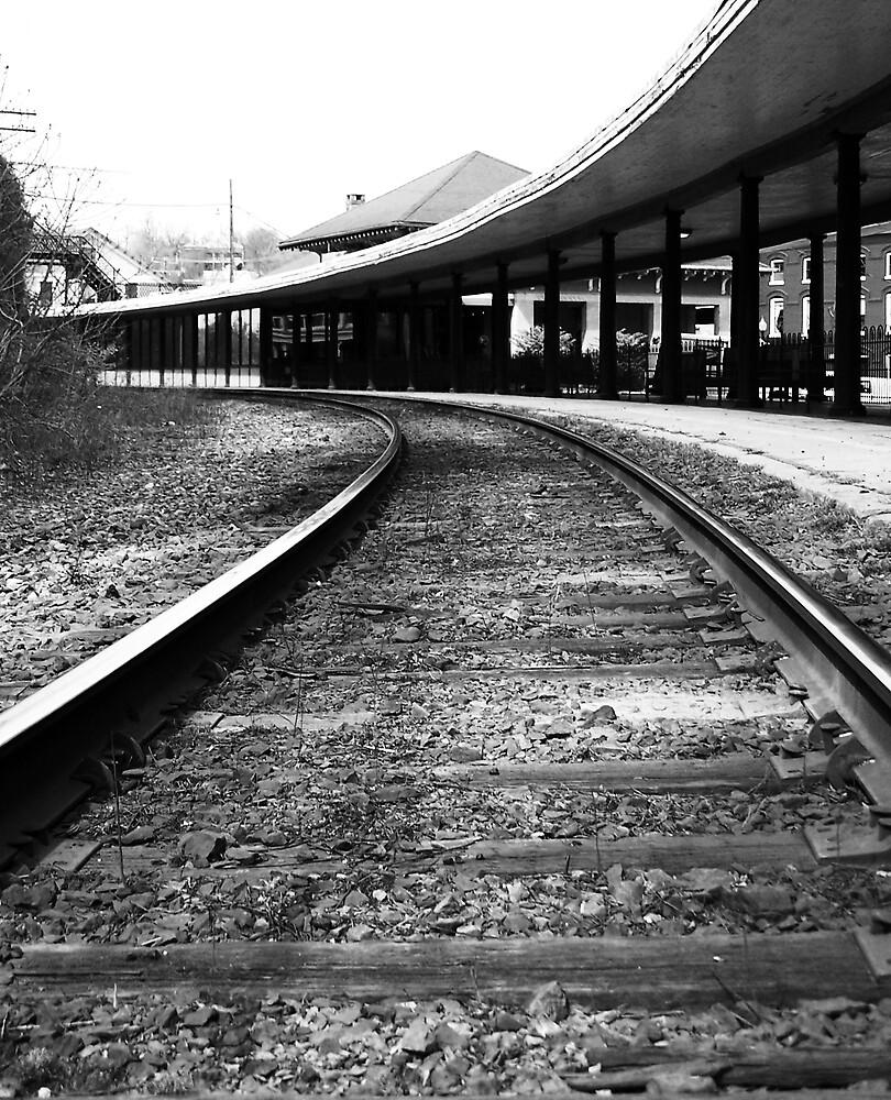 Empty Tracks by Tara Johnson