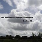 Heavens Declare the Glory of God by librapat
