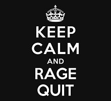 Keep Calm and Rage Quit T-Shirt