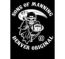Sons Of Manning Photographic Print