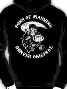 Sons Of Manning T-Shirt