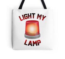 Light My Lamp Tote Bag