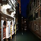 Venetian Evening Canal by CiaoBella