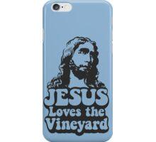JESUS Loves the Vineyard iPhone Case/Skin