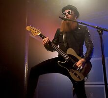 Michael Fry, Skindred by Tasha Shipston