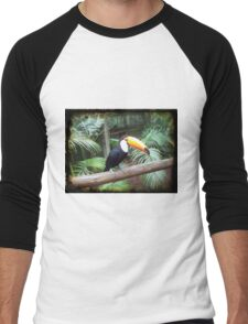 Tucan Men's Baseball ¾ T-Shirt