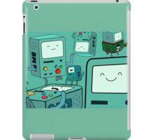 BMO Collage iPad Case/Skin