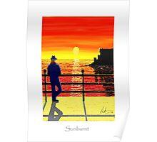 Sunburnt Poster