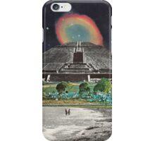 Mayan Vacation Spot iPhone Case/Skin