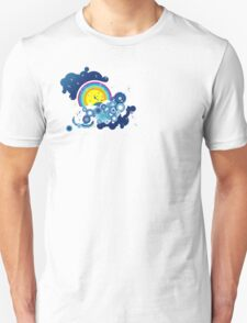 clouds of blue T-Shirt