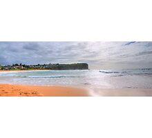 Promise - -Sydney Beaches - Mona Vale Beach, - The HDR Series - Sydney,Australia Photographic Print