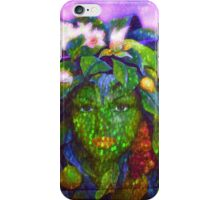 """ Each eats the fruit of its life. "" iPhone Case/Skin"