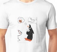 Penguin? You hungry! Unisex T-Shirt