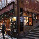 Passage Jouffroy, Paris, France by Elena Skvortsova