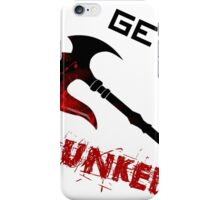 Darius Get Dunked iPhone Case/Skin